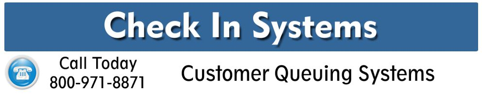 Kiosk software by Check In Systems Inc.
