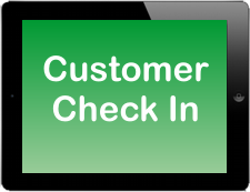 Customer Check In -Electronic Sign In app improves customer service